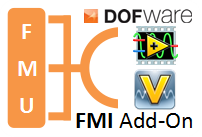 Dofware rilascia la versione 1.5.1 dell'FMI add-on for NI VeriStand & LabVIEW
